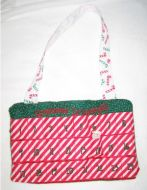 Advent Calendar Purse/ Wall Hanger