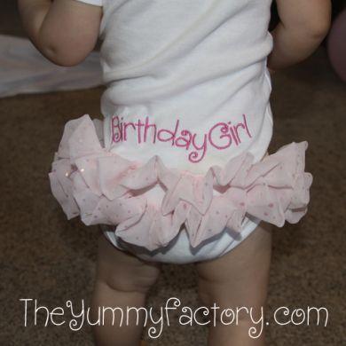 Birthday Girl Words
