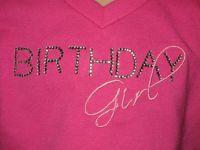 Birthday Girl Guide