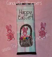 Easter Bunny Basket Wrapper