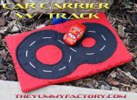 Race Track Car Carrier