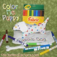 Color Me Puppy