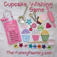 Bake a Cupcake Wishing Game