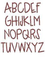 Dizzy Font