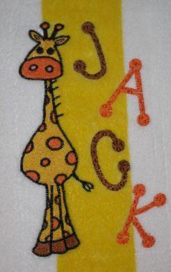Giraffe 9x3