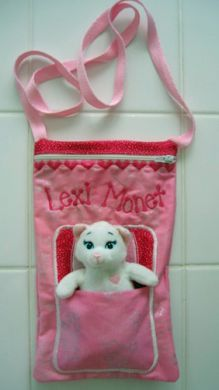 Baby Bed Purse