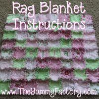 Rag Blanket