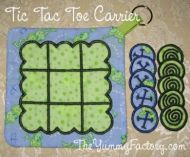 Tic Tac Toe Game with Carrier